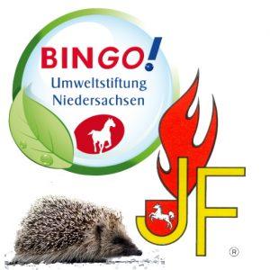 Bingo Igelprojekt Jugendfeuerwehr Rullstorf