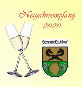 Neujahresempfang 2020