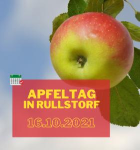 Gemeinde Rullstorf: Apfeltag 2021